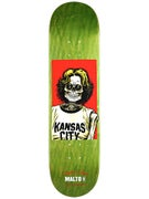 Girl Malto Skull Of Fame Deck  8.125 x 31.625