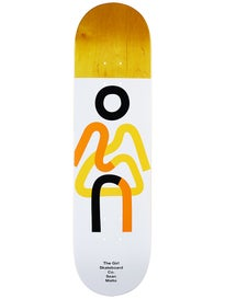 Girl Malto Twisted OG Deck  8.125 x 31.625