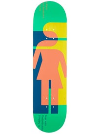 Girl Malto Hardcourt Deck  8.125 x 31.625