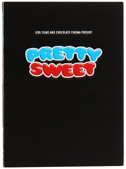 Girl x Chocolate Pretty Sweet DVD And Blu-Ray