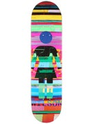 Girl Wilson Glitch OG Deck  7.875 x 31.25