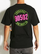 Girl Zip Code T-Shirt
