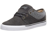 Globe Appleyard Mahalo Shoes Charcoal/Herringbone