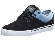 Globe Appleyard Mahalo Shoes Black/Cornet Blue
