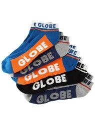 Globe Bueller Ankle Socks 5 Pk.