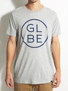 Globe Circle Logo T-Shirt