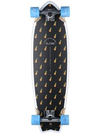 Globe Chromantic Black/Pineapple Cruiser 9.75 x 33