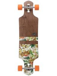 Globe Geminon Dark Maple/Jungle Complete 10 x 38.5