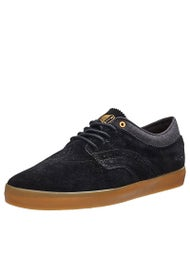 Globe x Enjoi Barletta Taurus Shoes Black