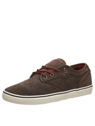 Globe Motley Shoes Dark Brown