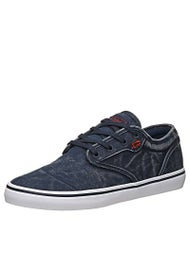 Globe Motley Shoes Navy Wash