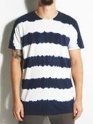 Globe Moonshine Tie Dye Stripe T-Shirt
