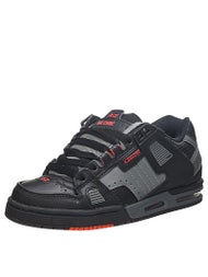 Globe Sabre Shoes Black/Charcoal/Infared