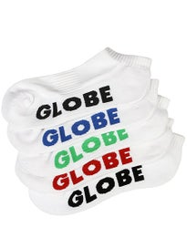 Globe Stealth Ankle Socks 5 Pack