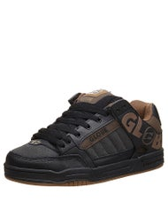 Globe Tilt Shoes Black/Brown TPR