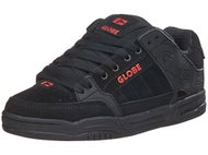 Globe Tilt Shoes Black/Red