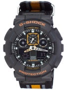 G-Shock GA-100MC-1A4 Cloth Band Watch