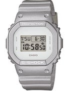 G-Shock DW-5600SG-7 Watch  Silver Band
