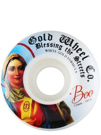 Gold Wheels Boo Blessing Wheels