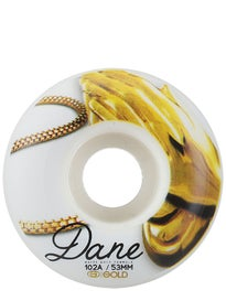 Gold Wheels Dane Pray 102a Wheels