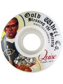 Gold Wheels Quise Blessing Wheels
