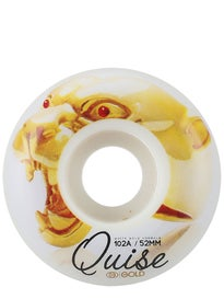 Gold Wheels Quise Panther 102a Wheels