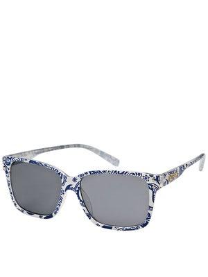 Glassy Fritz Sunglasses  Paisley