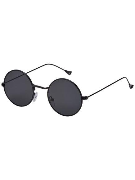 a201dd1bae2d Glassy Jaws Mayfair Sunglasses Black Polarized