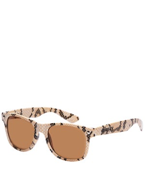 Glassy Leonard Sunglasses  Snake
