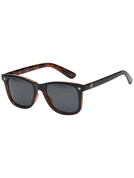 58d860aa3ac Glassy Mikemo Premium Sunglasses Black Tort Polarized