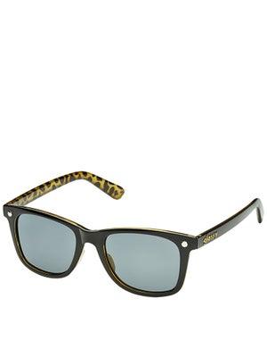 Glassy Mikemo Sunglasses  Black/Tortoise Polarized