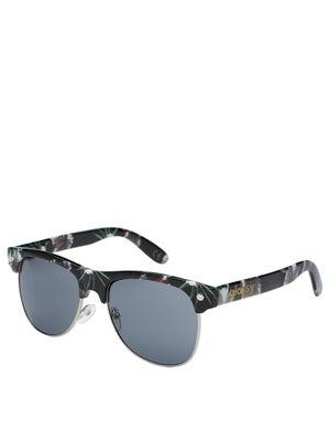 Glassy Shredder Sunglasses  Black/Floral