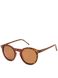 Glassy Tim Tim Sunglasses  Tortoise Polarized