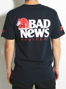 Grizzly Bad News Bruisers Pocket T-Shirt