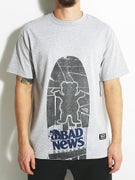 Grizzly Bad News Bruisers Grip T-Shirt