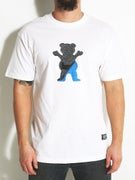 Grizzly Cutout Bear T-Shirt
