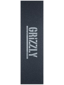 Grizzly Chaz Ortiz 3M Reflective Stamp Griptape
