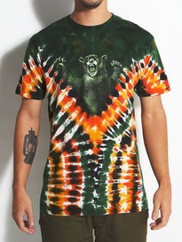 Grizzly Cascade Tie Dye T-Shirt
