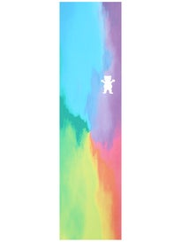 Grizzly Die Cut Bear Griptape Water Tie-Dye