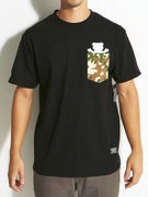 Grizzly Desert Flecktarn Pocket T-Shirt
