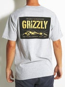 Grizzly Dawn Pocket T-Shirt