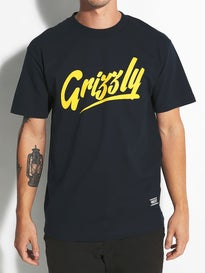 Grizzly Freehand T-Shirt