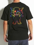 Grizzly x Fourstar Tie Dye Pirate T-Shirt