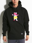 Grizzly Hover Bear Hoodie
