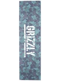 Grizzly x LRG Stamp Camo Griptape