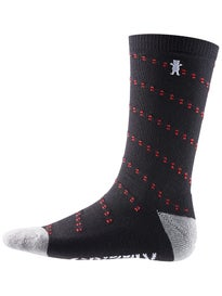 Grizzly Mini Bear Dot Crew Socks