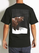 Grizzly Night Hunt T-Shirt