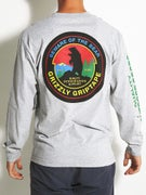 Grizzly Outdoor Suppliers Longsleeve T-Shirt