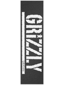 Grizzly Oversized Stamp Griptape