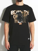 Grizzly Predatory Attack T-Shirt
